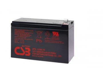CSB Batéria UPS12580 F2, 12V, 9Ah (vysokozátěžová)