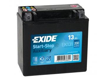 Autobaterie EXIDE START-STOP 12V 13Ah 200A EK131