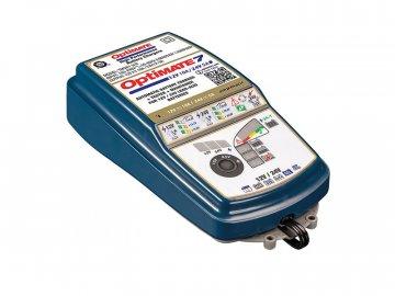 TECMATE - nabíječka OPTIMATE 7 (TM260) 12V-10A/24V-5A