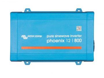 Měnič napětí SINUS Victron Energy Phoenix VE.Direct 800VA 12V