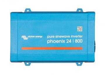 Měnič napětí SINUS Victron Energy Phoenix VE.Direct 800VA 24V