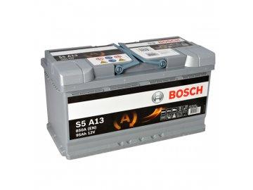 Autobatéria BOSCH S5A 130, 95Ah, 12V, AGM (0 092 S5A 130)