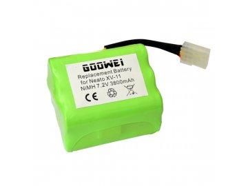 Goowei Baterie pro Neato XV-11, 3800mAh, 7.2V