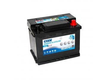 Batéria EXIDE DUAL AGM 60Ah, 12V, EP500 (EP 500)