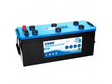 Baterie EXIDE DUAL 140Ah, 12V, ER660 (ER 660)