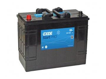Autobaterie EXIDE StartPRO 125Ah, 12V, EG1251