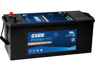 Autobaterie EXIDE PowerPRO Agri & Construction 172Ah, 12V, EJ1723