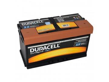 Autobaterie Duracell Extreme AGM DE 92 AGM, 92Ah, 12V ( DE92AGM )