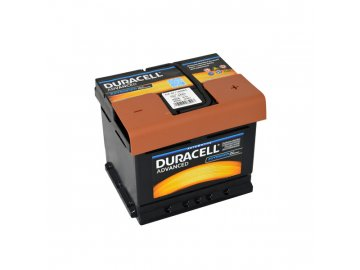 Autobaterie Duracell Advanced DA 44, 44Ah, 12V ( DA44 )