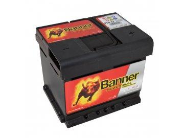 Autobaterie Banner Power Bull PROfessional P50 42, 50Ah, 12V ( PRO P50 42), technologie Ca/Ca