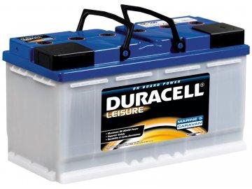 Trakční baterie Duracell Marine & Caravan DL 100, 100Ah, 12V (DL100)
