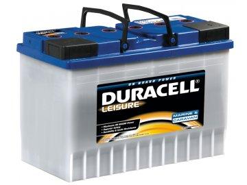 Trakční baterie Duracell Marine & Caravan DL 115, 115Ah, 12V (DL115)