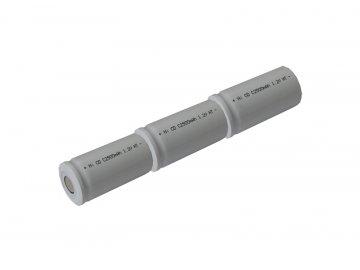 Baterie pro nouzová světla, osvětlení Goowei 3,6V 2500mAh vysokoteplotní (3STVTC)