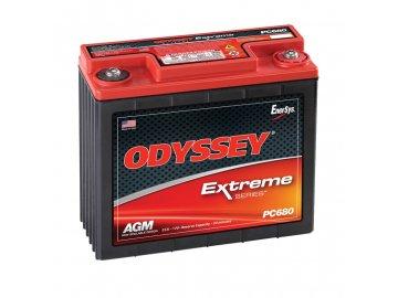 Odyssey PC680, 12V, 16Ah