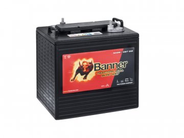 Trakčná batérie Banner DC125, 240Ah, 6V