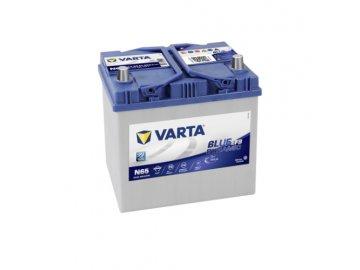 Autobaterie VARTA Blue Dynamic EFB 65Ah, 12V, N65