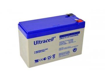 Ultracell Záložná batéria UL9-12 F2 (12V - 9Ah), VRLA-AGM