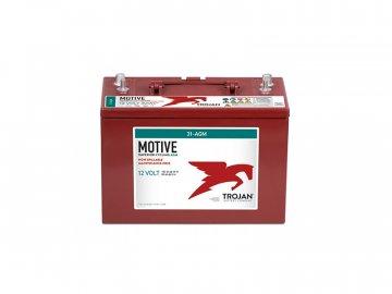 Duální baterie Trojan MOTIVE 31-AGM,  100Ah, 12V