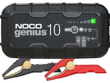 Nabíječka NOCO GENIUS 10, 6/12V 10A