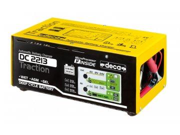 Nabíječka baterií DECA 2213 Traction 6/12/24V