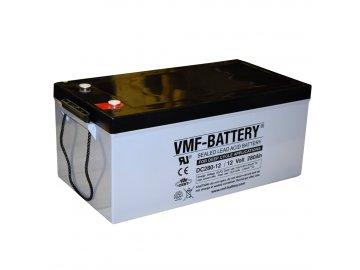 Trakční (GEL) baterie VMF DC280-12, 12V, 280Ah DEEP CYCLE