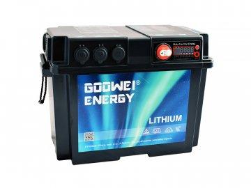 Goowei Energy Battery Box Lithium GBB120, 120Ah, 12V, 1000W