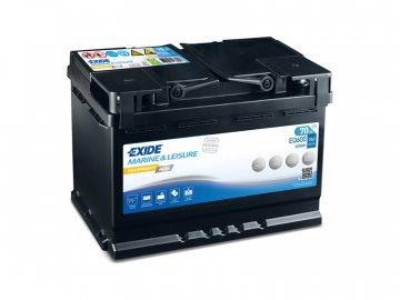 Batéria EXIDE EQUIPMENT AGM 70Ah, 12V, EQ600 (EQ 600)