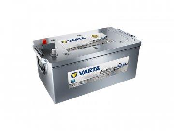 Autobatérie VARTA PROMOTIVE AGM 210Ah, 12V, A1