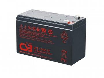 CSB Batéria UPS12460 F2, 12V, 9,6Ah
