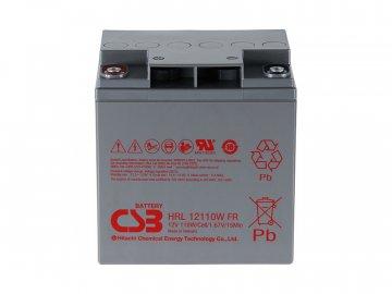 CSB Batéria HRL12110W FR, 12V, 27Ah