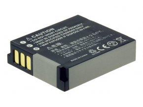 Baterie do videokamery Samsung HMX-M20/HMX-M20SN/HMX-M20SP/HMX-T10, 1320mAh, 3.7V, VBI9708A