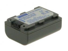 Baterie do videokamery Sony DCR-DVD805/DCR-DVD905/DCR-DVD92/DCR-HC16/DCR-HC17/DCR-HC18/DCR-HC18E/DCR-HC19/DCR-HC19E/DCR-HC20, 700mAh, 7.2V, VBI9632A