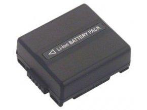 Baterie do videokamery Hitachi DZ-MV380/DZ-MV380A/DZ-MV380E/DZ-MV550/DZ-MV550A/DZ-MV550E/DZ-MV580/DZ-MV580A/DZ-MV580E/DZ-MV730, 720mAh, 7.2V, VBI9607A