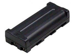 Baterie do videokamery Sharp VL-MC500/VL-MC500S/VL-NZ10/VL-NZ100/VL-NZ100H/VL-NZ100S/VL-NZ100U/VL-NZ105U/VL-NZ10S/VL-NZ10U, 1100mAh, 7.4V, VBI9584A