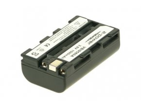 Baterie do videokamery Sony CCD-CR1/DCR-PC1/DCR-PC1E/DCR-PC2/DCR-PC2E/DCR-PC3/DCR-PC3E/DCR-PC4/DCR-PC4E/DCR-PC5, 1500mAh, 3.6V, VBI9580A