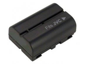 Baterie do videokamery Hitachi/JVC GR DVL100/GR DVL107/GR DVL150/GR DVL200/GR DVL300/GR DVL307/BN-V408U/BN-V416U/CU-VH1/CU-VH1US, 1100mAh, 7.2V, VBI9554A