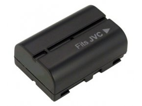 Baterie do videokamery JVC GR-D20EG/GR-D20U/GR-D21EK/GR-D21U/GR-D22/GR-D220/GR-D220U/GR-D22U/GR-D22US/GR-D23, 1100mAh, 7.2V, VBI9554A