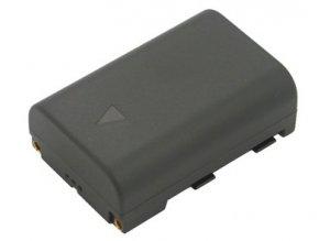 Baterie do videokamery Hitachi/JVC GR DVL9600/GR DVL9700/GR DVL9800/GR DVM3/GR DVM5/GR VD3/BN-V607/BN-V615/BN-V812/BN-V814U, 1100mAh, 7.2V, VBI9522A