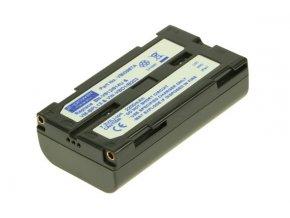 Baterie do videokamery Hitachi VM-645LA/VM-945LA/VM-C40E/VM-D865LA/VM-D965LA/VM-E340A/VM-E350A/VM-E455LA/VM-E530A/VM-E535LA, 2200mAh, 7.2V, VBI0987A