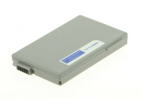 Baterie do videokamery Canon DC220/DC230/DC40/DC50/DC51/DC95/Elura 100/H R10/iVIS DC200/iVIS DC22, 850mAh, 7.4V, VBI0905A