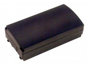 Baterie do videokamery Sanyo VM-EX25P/VM-EX26/VM-EX30P/VM-EX30R/VM-EX52P/VM-EX70P/VM-H100/VM-H100P/VM-P5P/VM-PS12, 2100mAh, 6V, VBH9741A
