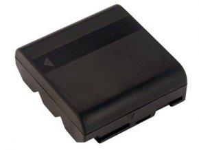 Baterie do videokamery Sharp VL-AH50H/VL-AH50U/VL-AH60U/VL-E307/VL-E33U/VL-E34/VL-E34H/VL-E34U/VL-E37/VL-E37U, 2500mAh, 3.6V, VBH0990A