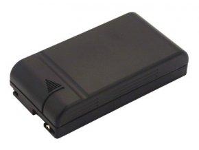 Baterie do videokamery Minolta 8-378E/8-406/8-406E/8-408/8-418/8-418E/8-428/8-428E/8-438/8-761C, 2100mAh, 6V, VBH0997A