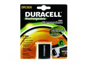 Baterie do videokamery Canon H F10/H F100/H F11/H G20/H G21/iVIS HF S10/iVIS HF S11/iVIS HF10/iVIS HF100/iVIS HF11, 900mAh, 7.4V, DRC809