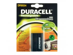 Baterie do videokamery Hitachi/JVC GR DVL100/GR DVL107/GR DVL150/GR DVL200/GR DVL300/GR DVL307/BN-V408U/BN-V416U/CU-VH1/CU-VH1US, 1100mAh, 7.4V, DR9554