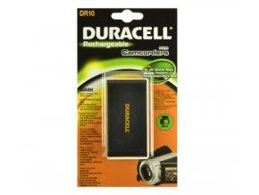 Baterie do videokamery Sanyo VM-EX25P/VM-EX26/VM-EX30P/VM-EX30R/VM-EX52P/VM-EX70P/VM-H100/VM-H100P/VM-P5P/VM-PS12, 2100mAh, 6V, DR10