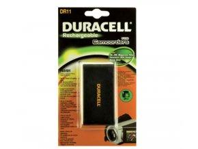 Baterie do videokamery Sanyo VM-EX25P/VM-EX26/VM-EX30P/VM-EX30R/VM-EX52P/VM-EX70P/VM-H100/VM-H100P/VM-P5P/VM-PS12, 4200mAh, 6V, DR11