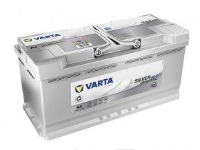 Autobaterie VARTA Silver Dynamic AGM 105Ah, 12V, H15, AGM