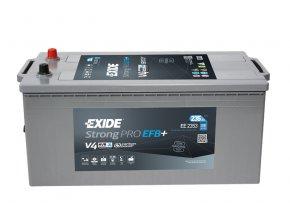 Autobaterie EXIDE Expert HVR 225Ah, 12V, EE2253