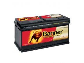 Autobaterie Banner Running Bull AGM 592 01, 92Ah, 12V ( 59201 )